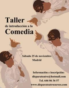 Taller introducción a la comedia