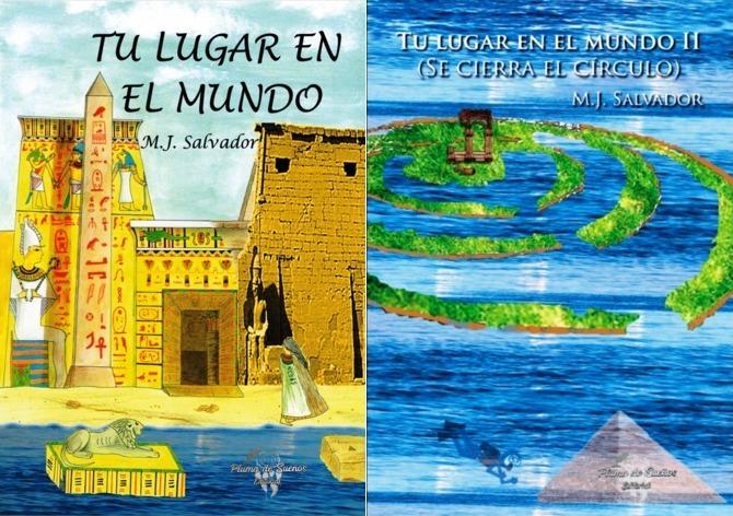 2 PORTADAS BILOGÍA TU LUGAR EN EL MUNDO